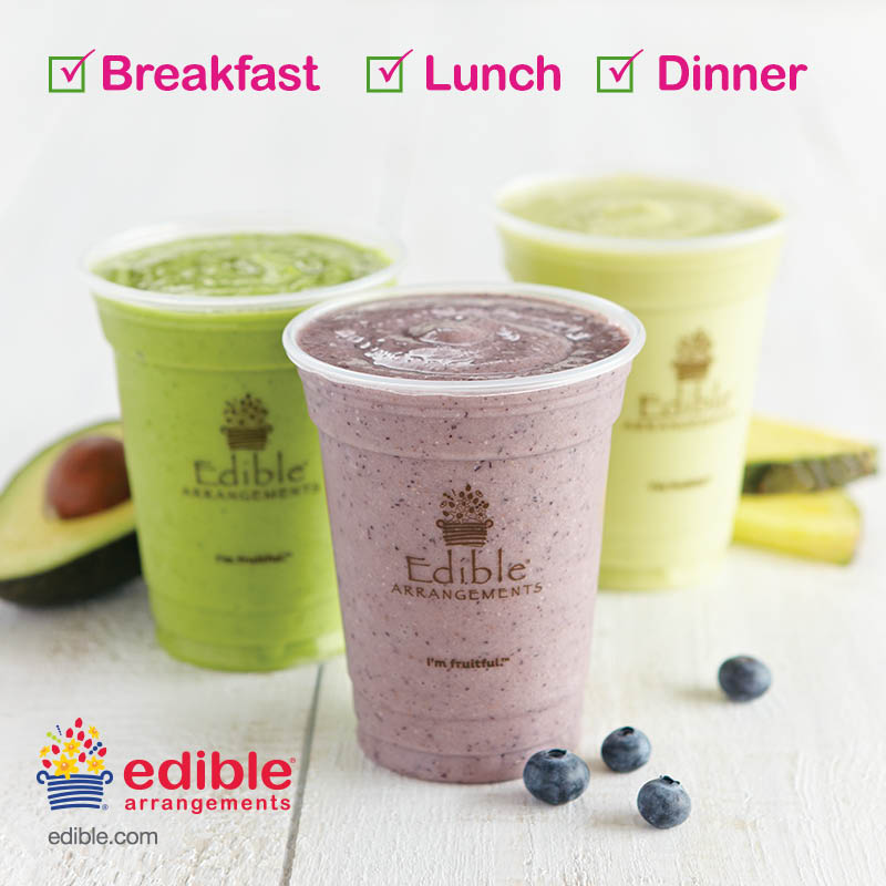 fruit smoothies to go; edible arrangements crofton, maryland