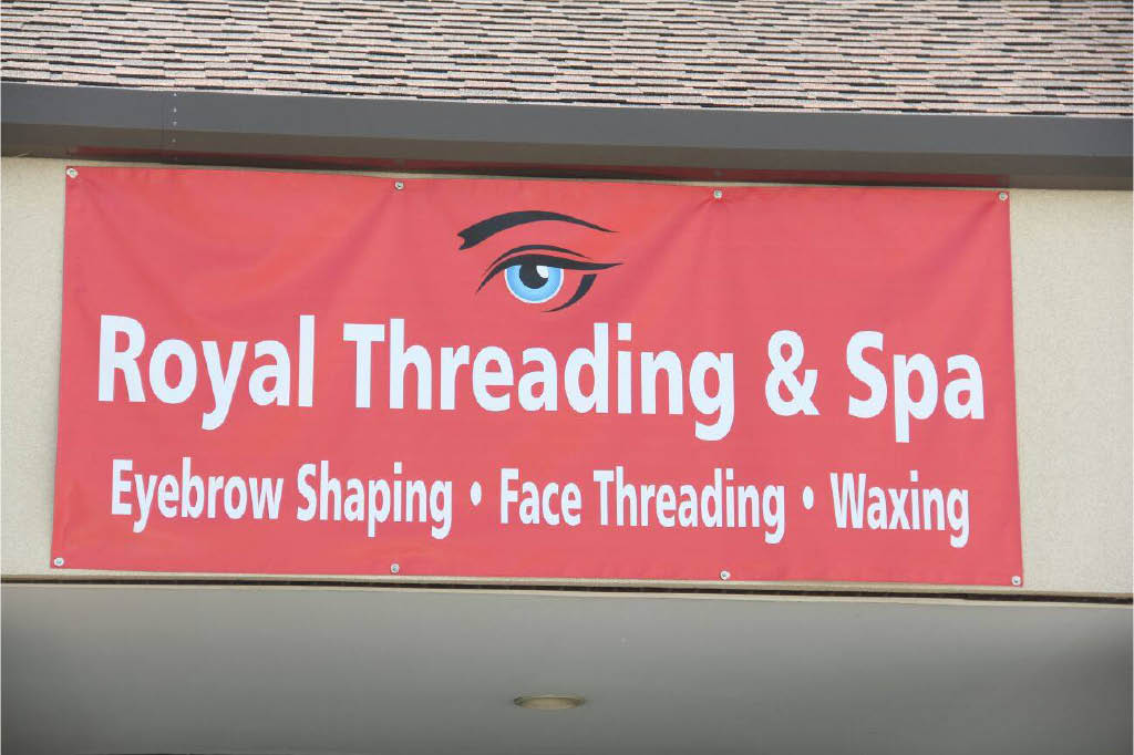 Services from Royal Threading and Spa in Oak Creek WI