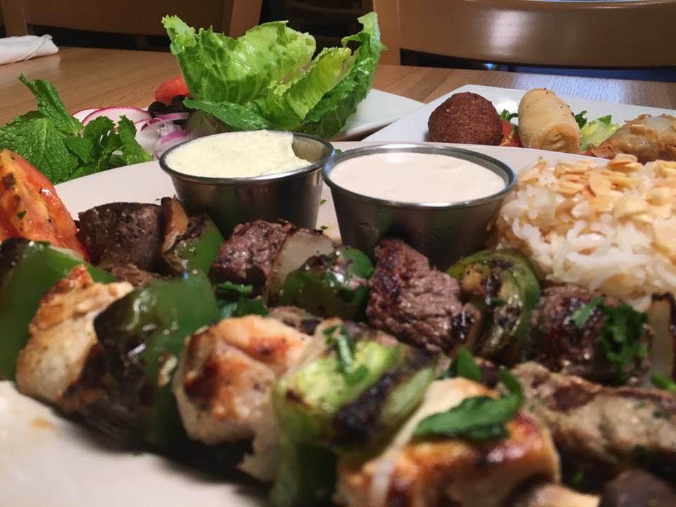 authentic, greek, mediterranean, middle eastern, restaurant, lunch, dinner, take out, catering; burke, va