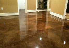 stained concrete; worldwide concrete inc. serving maryland