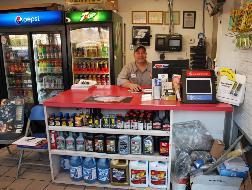 convenience store, gas station, rewards card, automotive repairs, shell; annandale, va