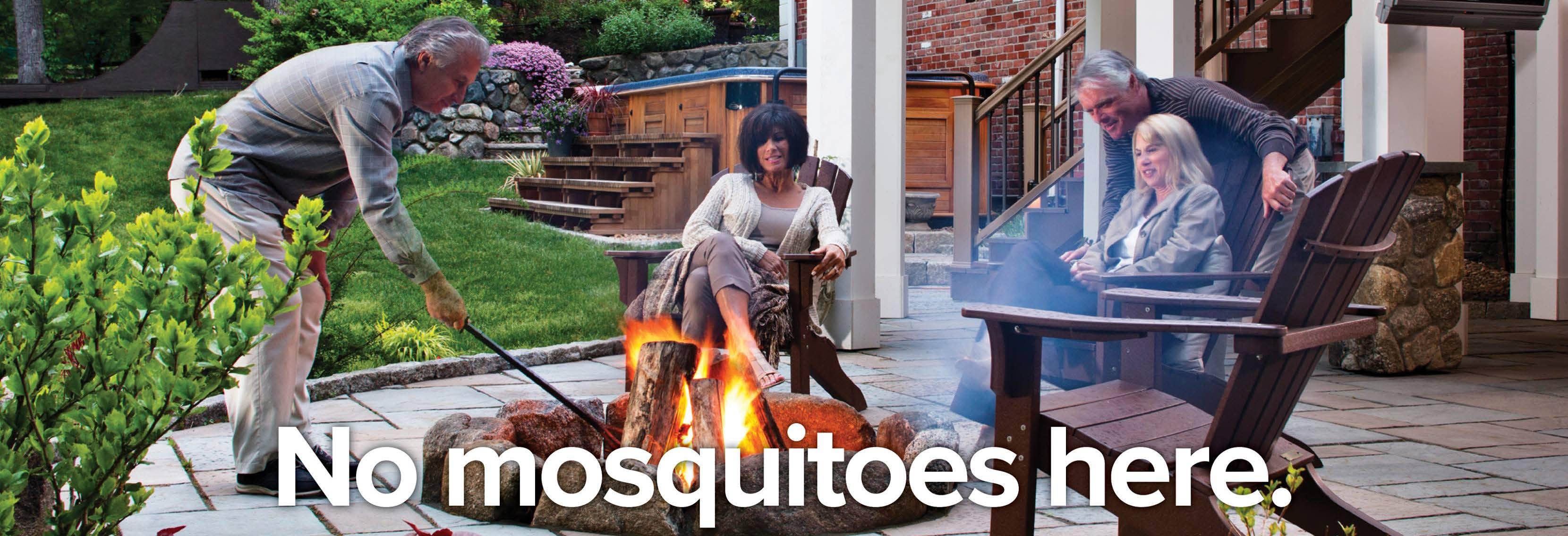 Mosquito Squad of Springfield MA and Hartford CT logo