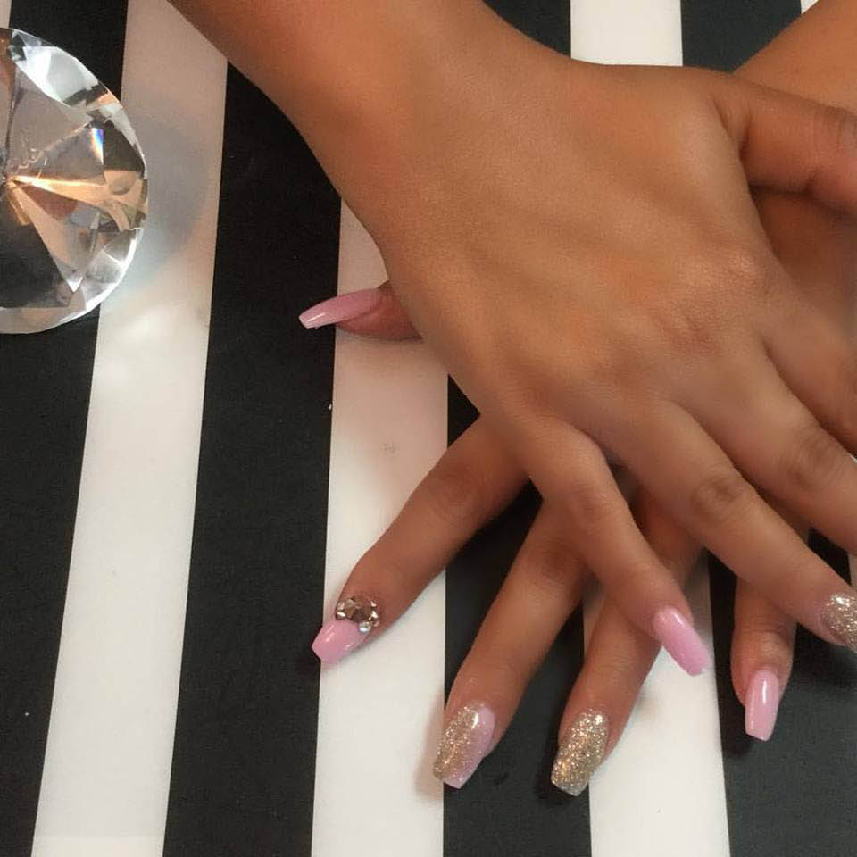 manicure; nail lab located in Colleysville, Texas