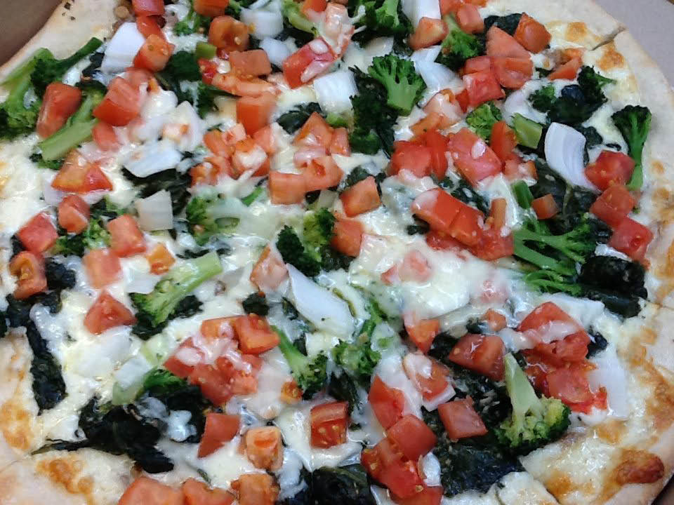Pronto pizza everyting