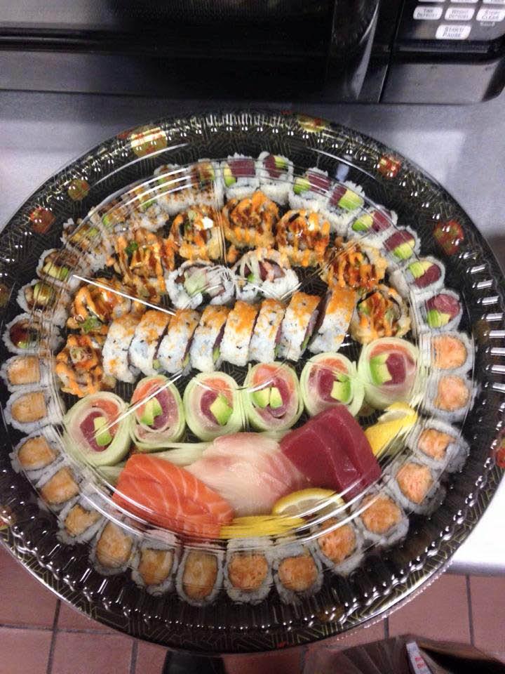 Japanese Cuisine, Raw Fish, Sushi Rolls, Sushi Palax