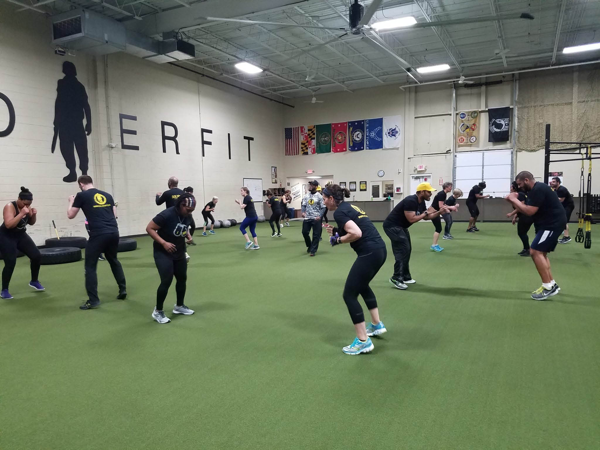 SoldierFit classes
