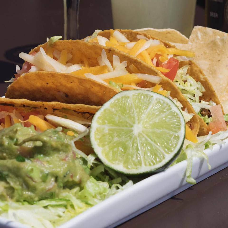 Best tacos - enjoy with a draft beer