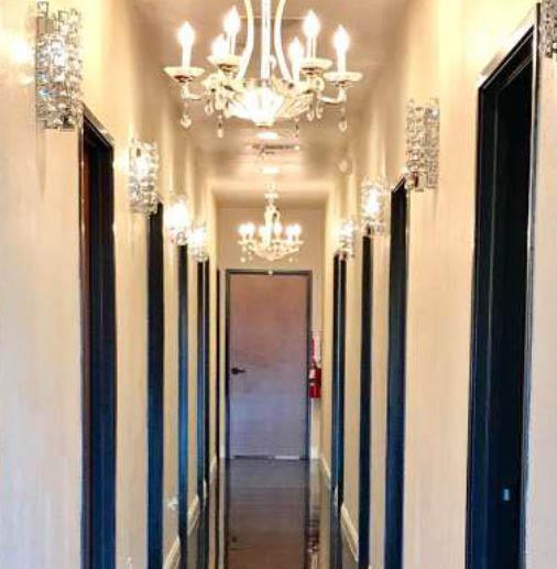 hallway glam lash studio in Fort Worth TX