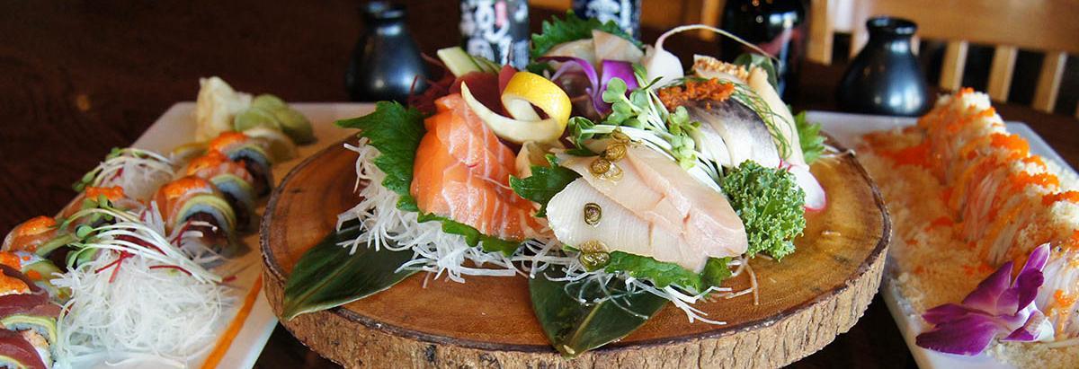 cho sushi fusion austin texas banner