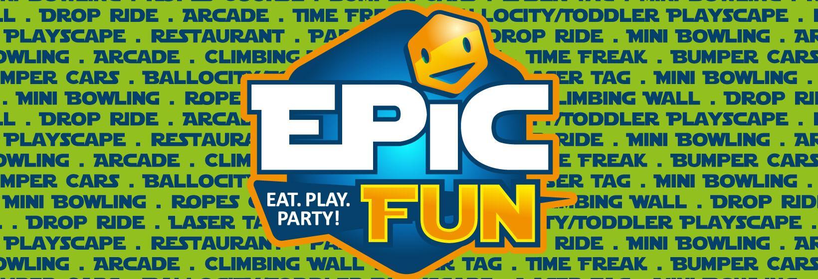 Epic Fun banner Austin, TX
