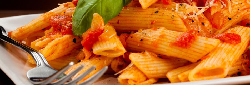 All types of fresh pasta dishes at Frankie's Italian Ristorante & Pizza banner