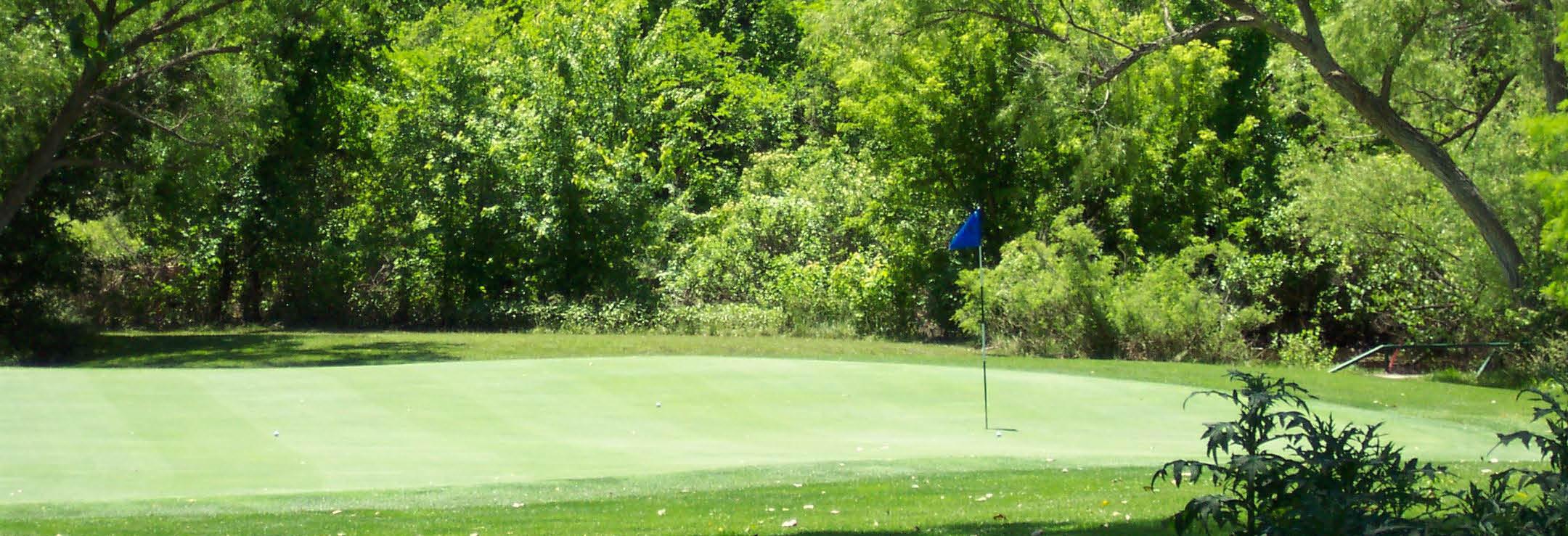 Hidden Lakes Golf Course in Derby, Kansas banner