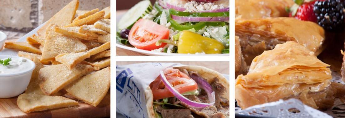 Little Greek Fresh Grill in Austin, Texas banner