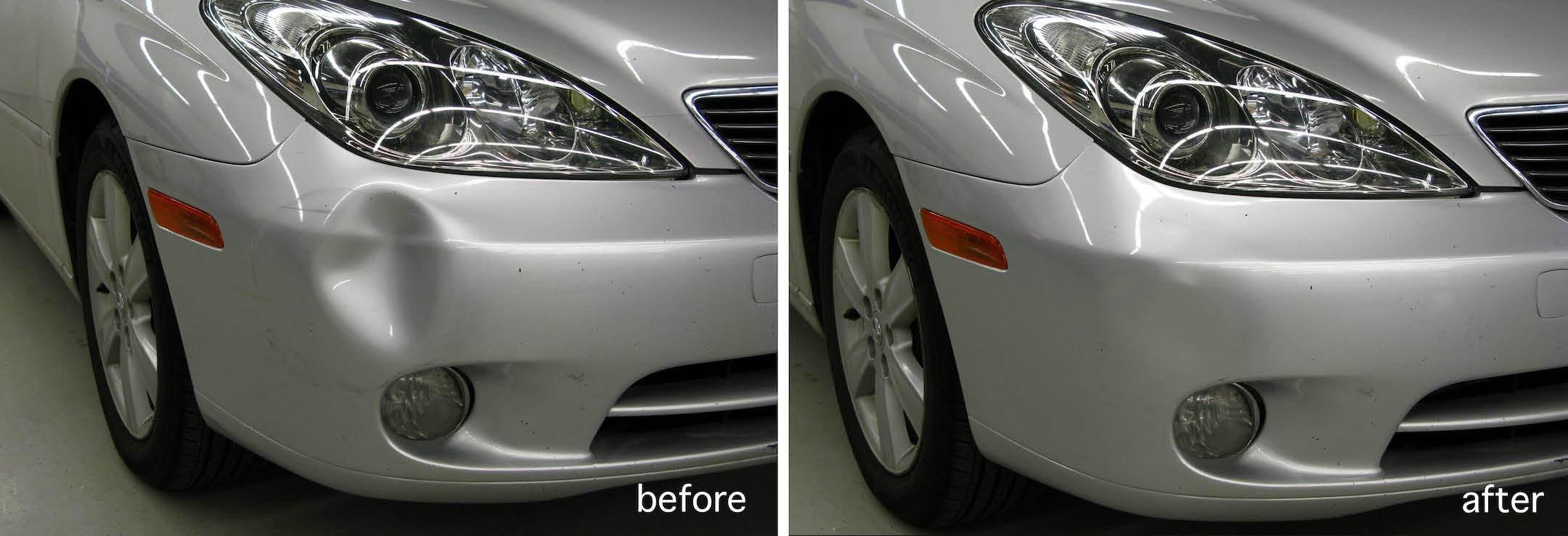 Nick 'n Chips cosmetic paint  toledo ohio auto body repair