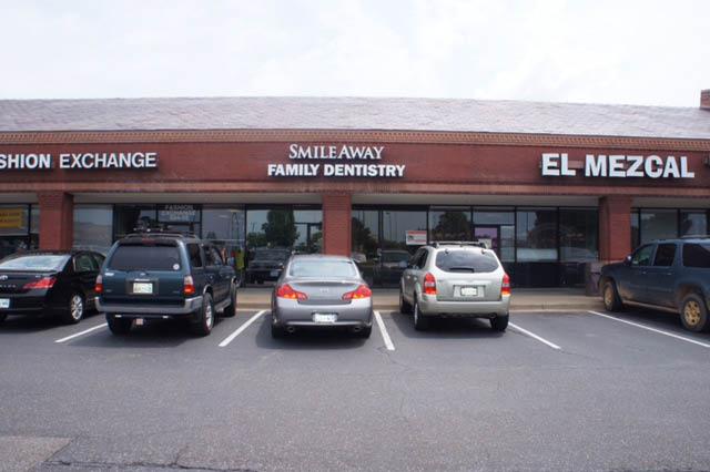 SmileAway Family Dentistry is located at 694 N. Germantown Pkwy. 50