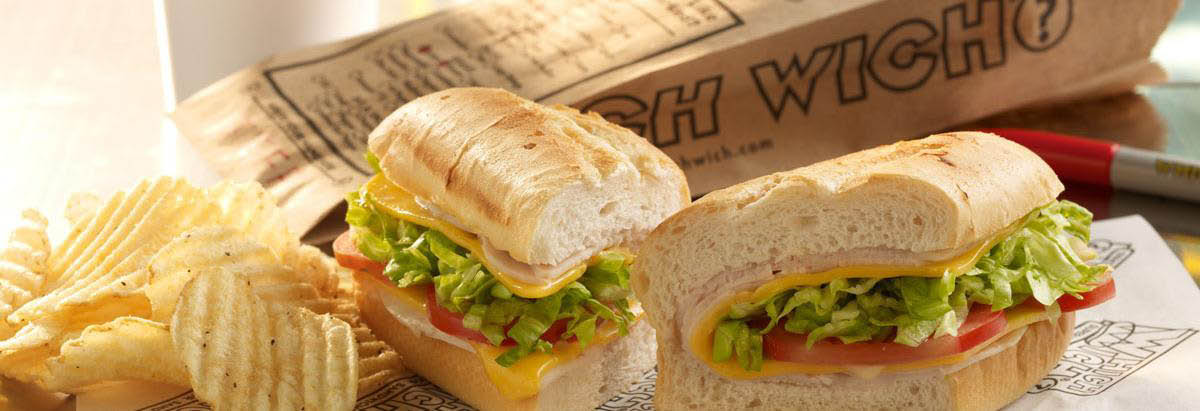 Which Wich in Buford, GA Banner ad