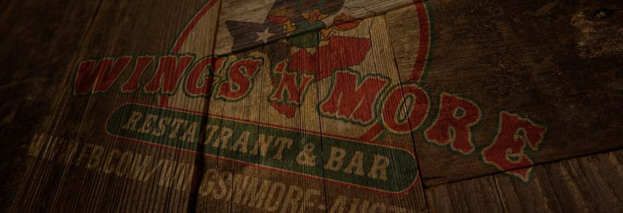wings & more restaurant and bar in austin round rock texas banner
