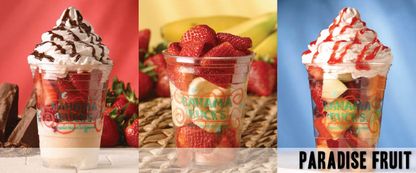 fresh fruit dessert; burelson, texas
