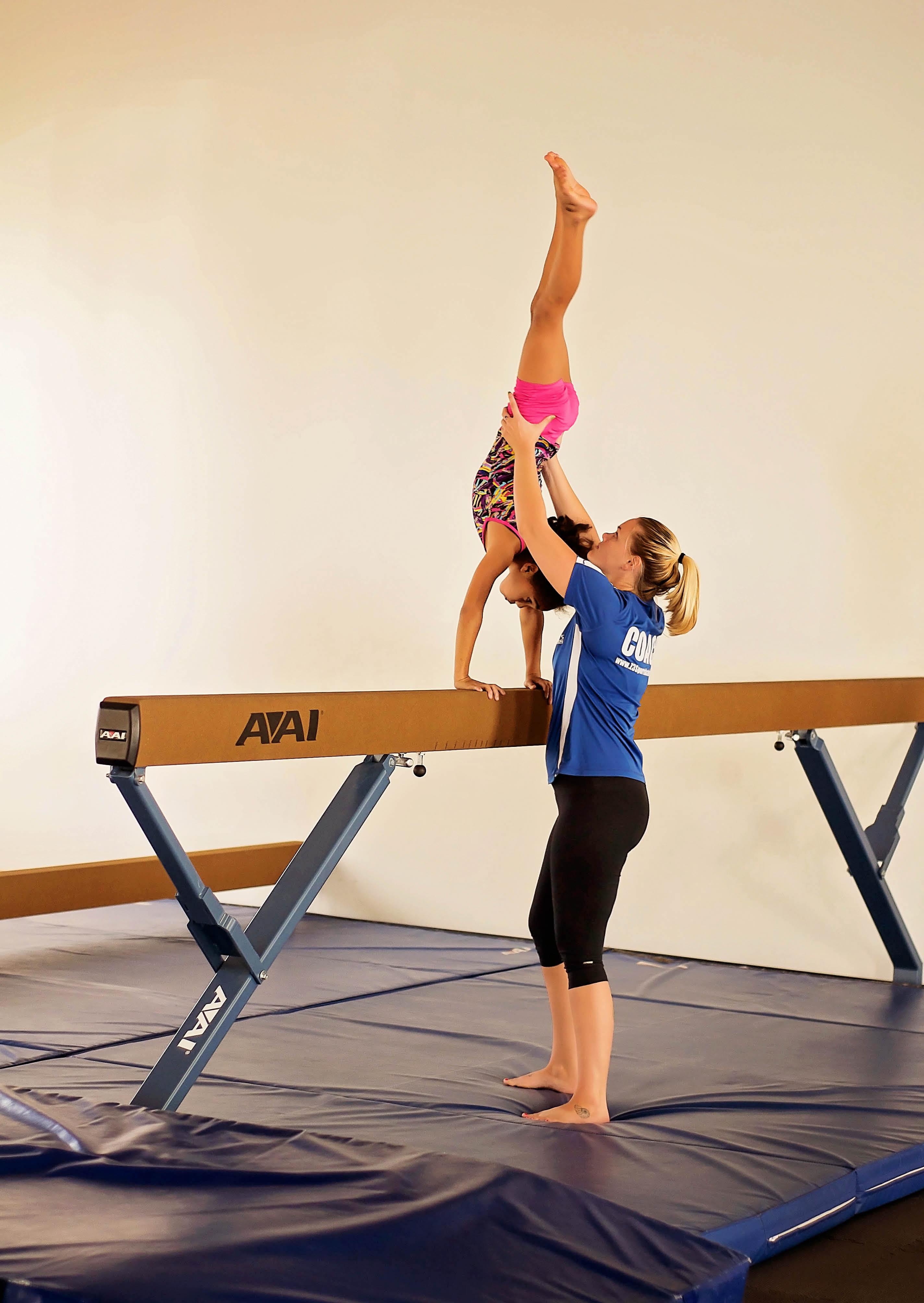 Gymnastics and Cheerleader camp