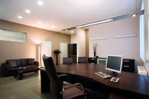 Custom interior commercial painting projects near Pearl City