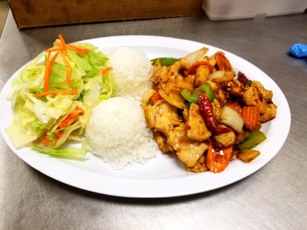 Japanese food near Silverdale, WA