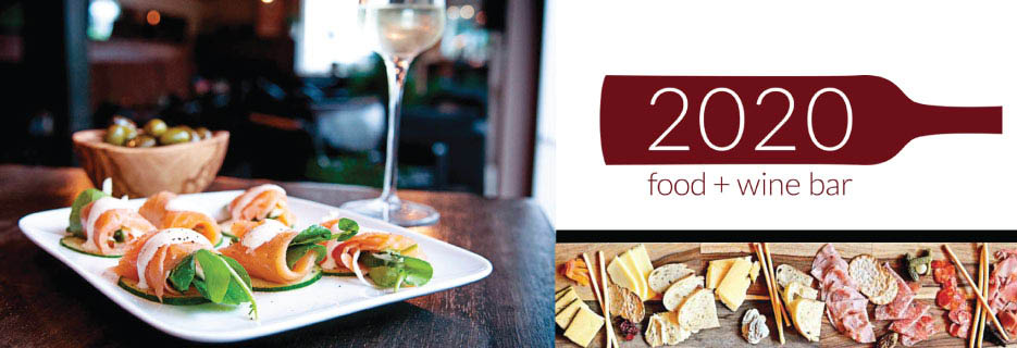 2020 Food + Wine Bar