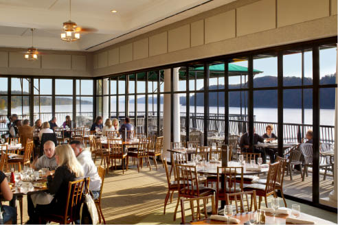 Shadows on the Hudson Fine Dining Breakfast Lunch and Dinner