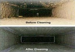Air Duct Cleaning near Knightsville