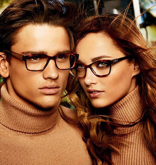 We offer men's and women's designer frame prescription eyewear