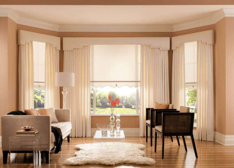Budget Blinds stocks drapes, curtains, window films, screens and more; Rancho Penasquitos and San Diego showrooms