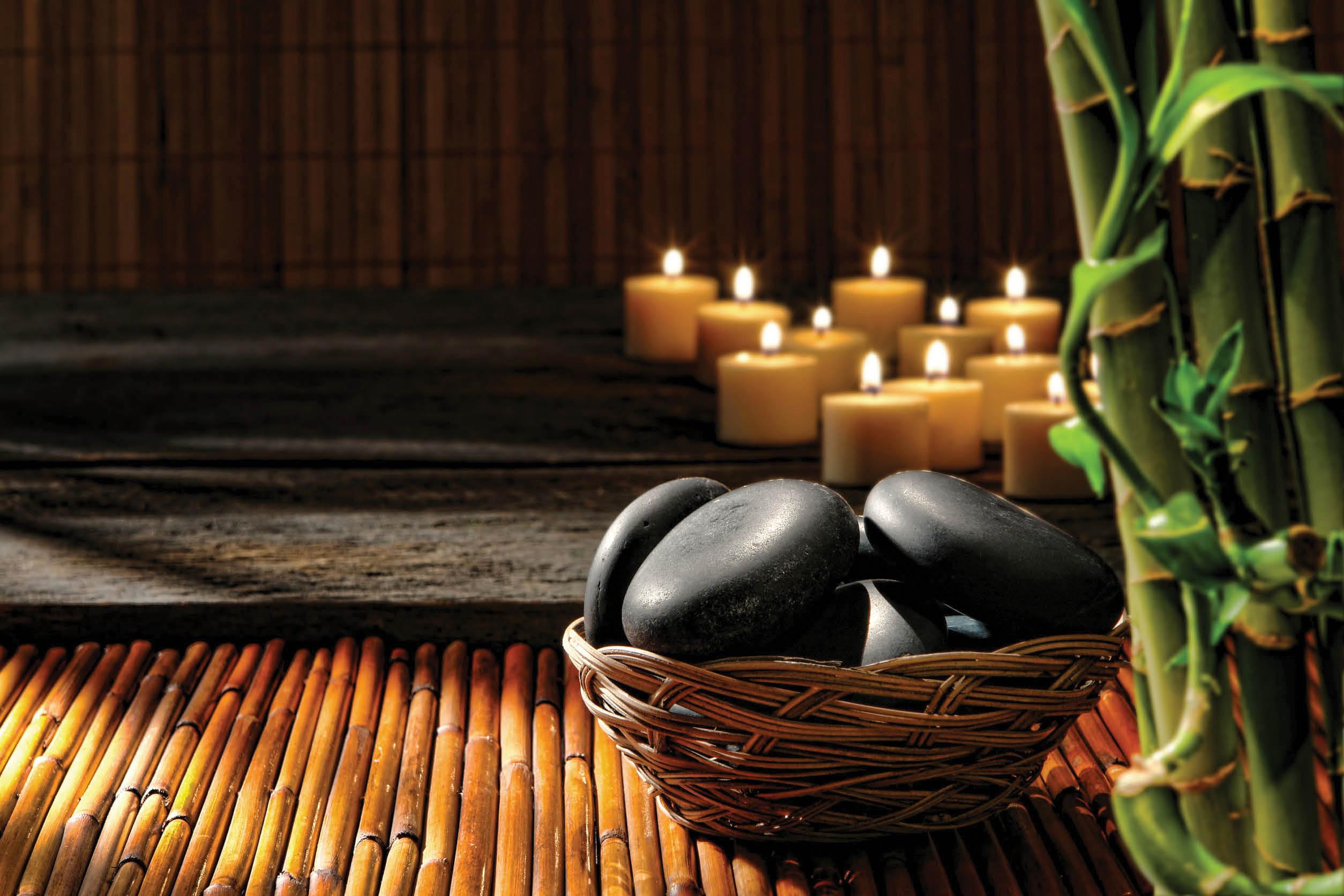 Aromatherapy, massage therapy