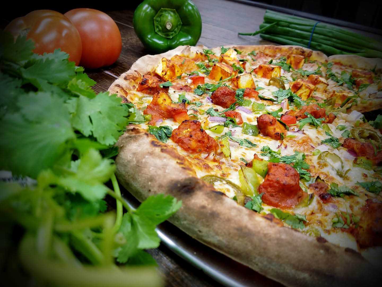 indian pizza, italian food, delivery, dine in, mediterranean pizza, ashburn, va
