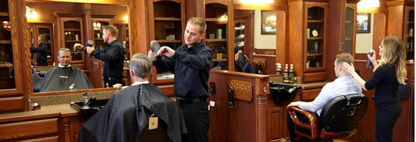 Roosters Men's Grooming Center is proud to offer AVEDA MEN in select locations.