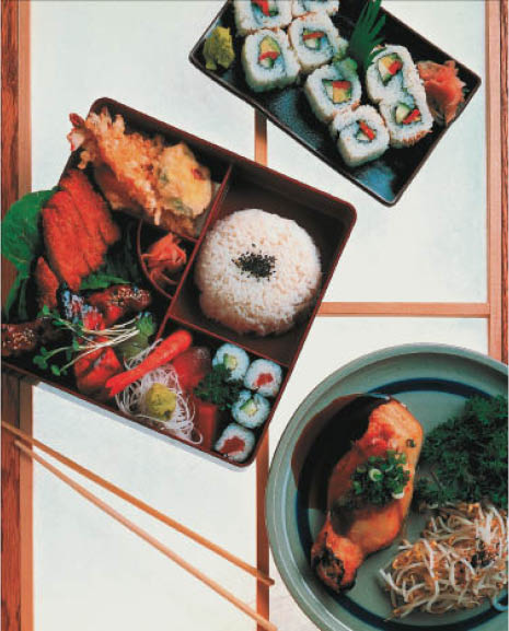 Bai Plu Thai & Sushi Bar offer's Lunch, & Dinner. Sushi, Thai Food, Soup, & Daily Specials