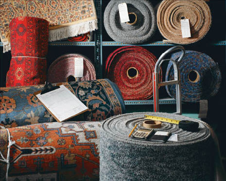 East Brunswick, and Warren NJ Residents visit either Warehouse to get the best quality and selection of carpet and flooring materials at Just Carpets!