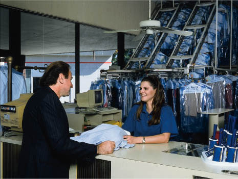 Talk about friendly and skillful service? Get it all at Alex's Cleaners near Cupertino