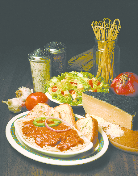 Italian pasta dinners are also available for delivery, pickup, dine in, or catering.