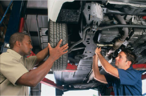 Quick garage service for cars and trucks in Arlington Heights, IL
