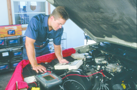Kwik Kar Lube & Tune can run a diagnostic engine check