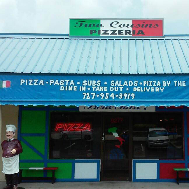 TWO COUSINS PIZZERIA PHOTO OF BUSINESS