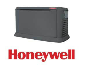 Honeywell generator keep you prepared all year long.
