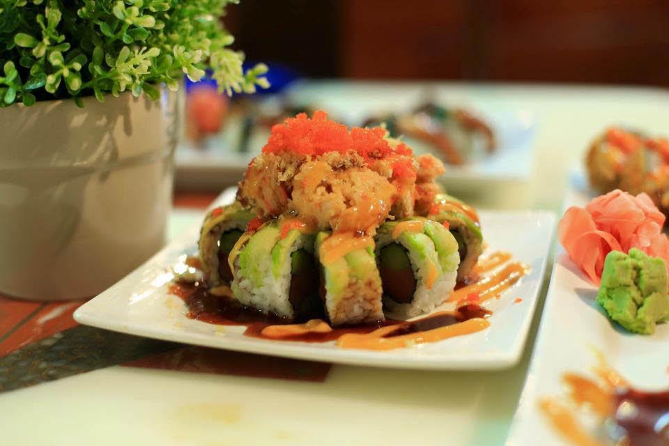 Teriyaki box tempura udon Chirashi bowl fried rice pad thai
