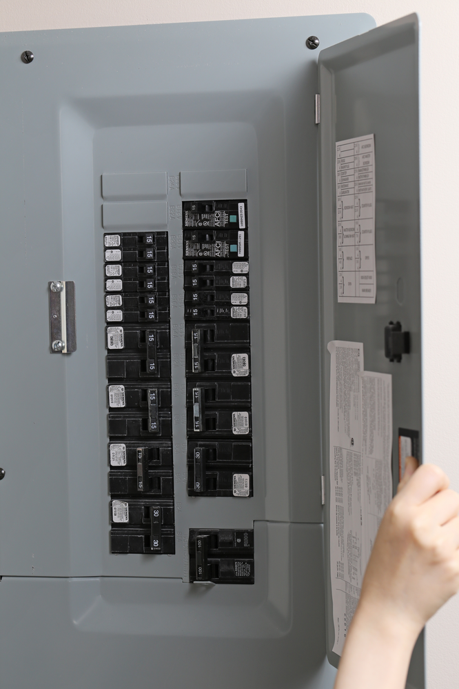 Electric Panel Upgrade Replace Aluminum Wires Rewire Affordable wiring updates