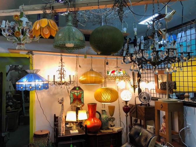 1950 lamps 1960 lamps