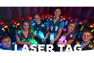 Three - Two - FUN!! & Bowl 32 Noblesville, IN Laser Tag