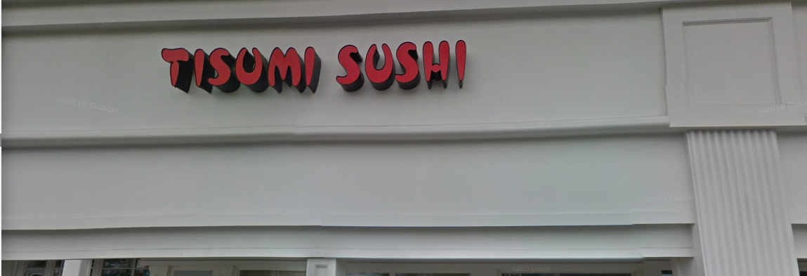 Tisumi Sushi in Glastonbury, CT banner