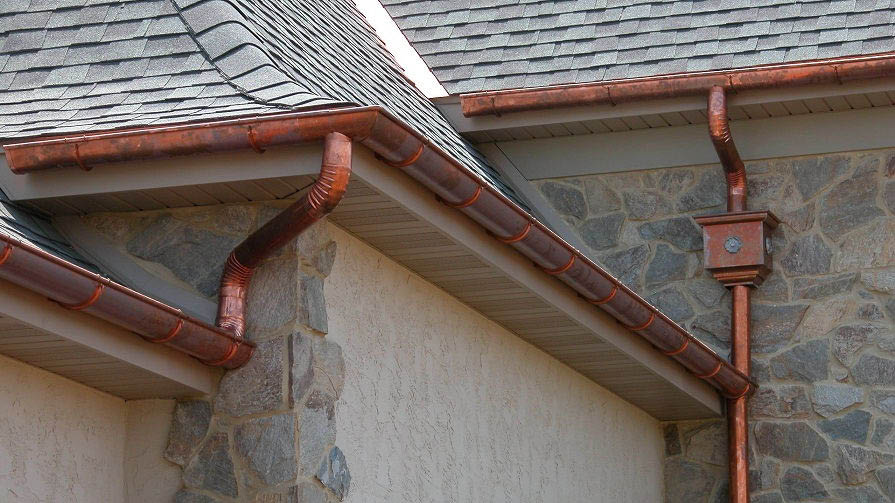 Winter weather coming are your gutters ready?