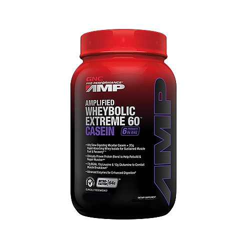 GNC store Wheybolic Extreme Casein post workout gnc protein supplement
