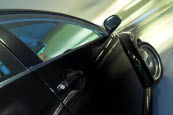 A fully washed and waxed car from Auto Park Detail; car wash coupons Escondido