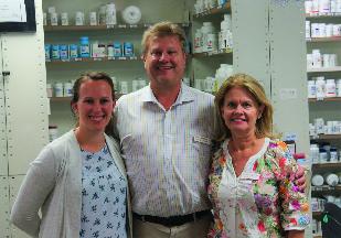 pharmacy family owner medicine compounding meds